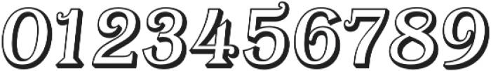 Tavern Alt Open Regular Italic otf (400) Font OTHER CHARS