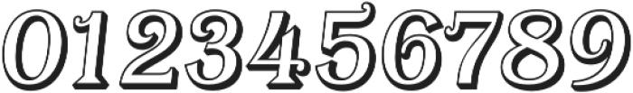 Tavern Alt Open S Regular Italic otf (400) Font OTHER CHARS