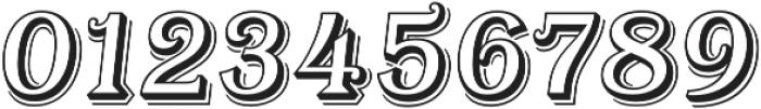 Tavern Alt Open SL Regular Italic otf (400) Font OTHER CHARS