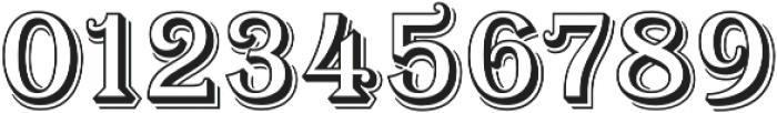 Tavern Alt Open SL Regular otf (400) Font OTHER CHARS