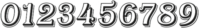 Tavern Alt Open XL Regular Italic otf (400) Font OTHER CHARS