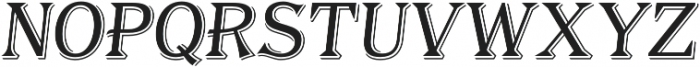 Tavern Alt S Light Italic otf (300) Font LOWERCASE