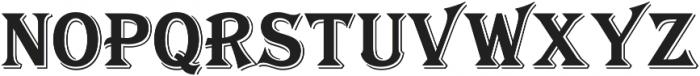 Tavern Bold otf (700) Font UPPERCASE