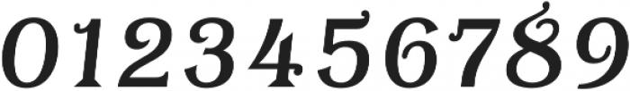 Tavern Fill SL Regular Italic otf (400) Font OTHER CHARS