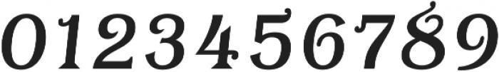 Tavern Fill XL Regular Italic otf (400) Font OTHER CHARS