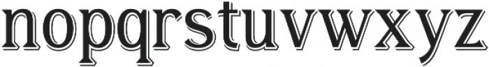 Tavern Light otf (300) Font LOWERCASE