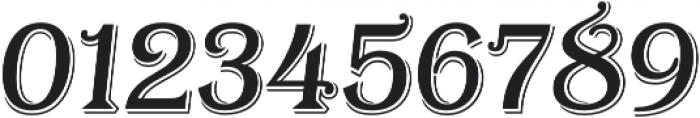 Tavern X Regular Italic otf (400) Font OTHER CHARS