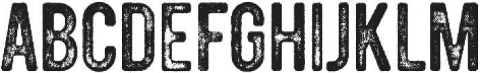 tamaki-one one otf (400) Font UPPERCASE