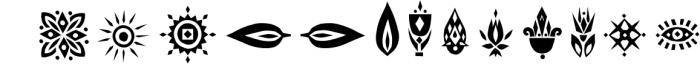 Tabu - Tribal Font Family 2 Font LOWERCASE