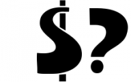 Tabu - Tribal Font Family Font OTHER CHARS