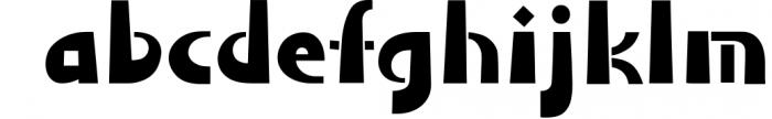 Tabu - Tribal Font Family Font LOWERCASE