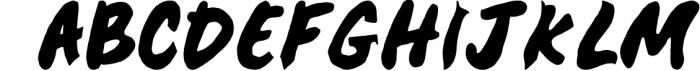 Taminda A Handmade Font Font UPPERCASE