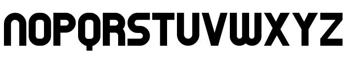 TAPEMAN Font LOWERCASE