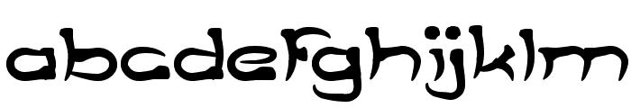 TARING SERIGALA Font LOWERCASE
