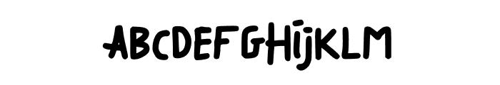 TARYO Font LOWERCASE
