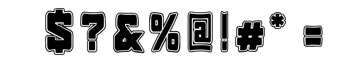 Tabaquera Font OTHER CHARS