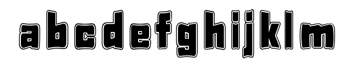 Tabaquera Font LOWERCASE