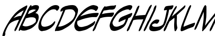 Tagapagsalaysay Caps [Narrator] Italic Font LOWERCASE