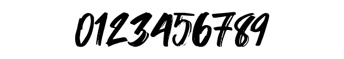 Takota Font OTHER CHARS