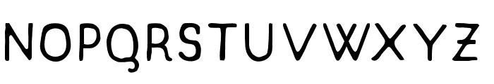 TalismanFree Font LOWERCASE