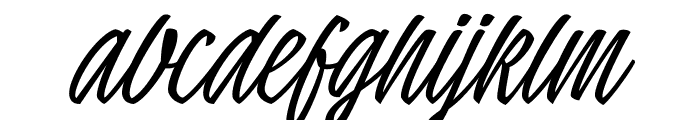 Tall Casat Thin PERSONAL USE Font LOWERCASE