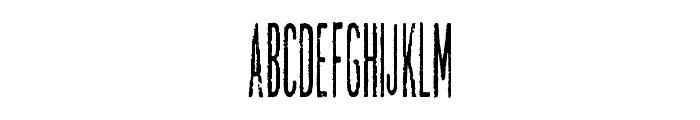 TallierstGrustampa Font LOWERCASE