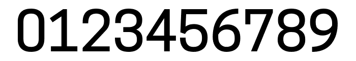 Tanohe Sans Medium Font OTHER CHARS