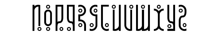 Tantrum Tongue Font UPPERCASE