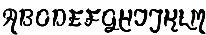 Tartare de Violettes Font UPPERCASE