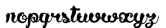 Tartare de Violettes Font LOWERCASE