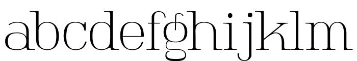 TartlersEndKrystal Font LOWERCASE