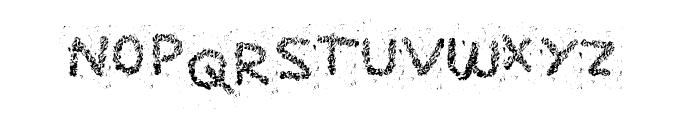 TasteBomb Font LOWERCASE