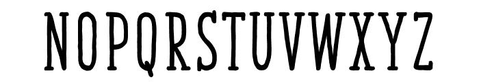 TastyBirds-Bold Font UPPERCASE
