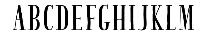 TastyBirds-Fried Font UPPERCASE