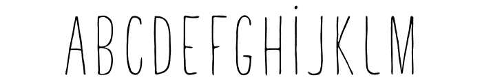 TastyBirds-Sans Font LOWERCASE
