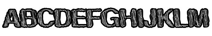 TastySwirl Font UPPERCASE