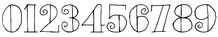 Tat Style Font OTHER CHARS