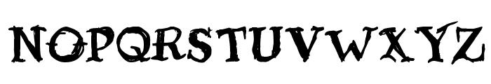 Tatoo Sailor Font LOWERCASE