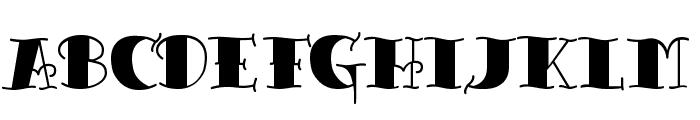TattooLetteringBlack Font LOWERCASE