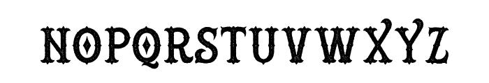TattooShop Font LOWERCASE