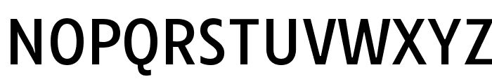 Tauri-Regular Font UPPERCASE