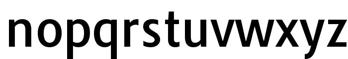 Tauri-Regular Font LOWERCASE