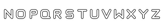 TaurusMonoOutline-Bold Font LOWERCASE