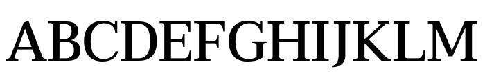 Taviraj Medium Font UPPERCASE