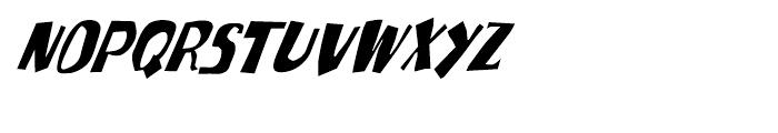Tabitha Italic Font UPPERCASE