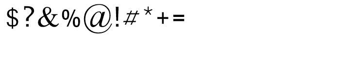 Tagmulim Light Font OTHER CHARS