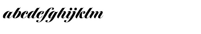 Tangier Black Font LOWERCASE