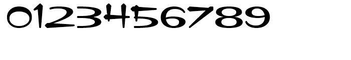 Tannarin BT Regular Font OTHER CHARS