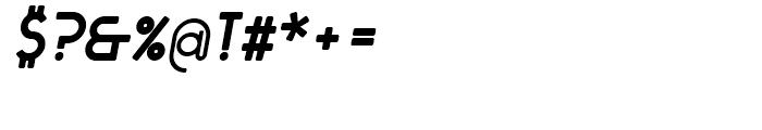 Tantalus Alternative Bold Italic Font OTHER CHARS