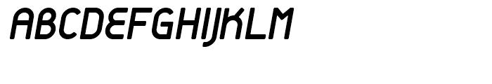 Tantalus Alternative Bold Italic Font UPPERCASE